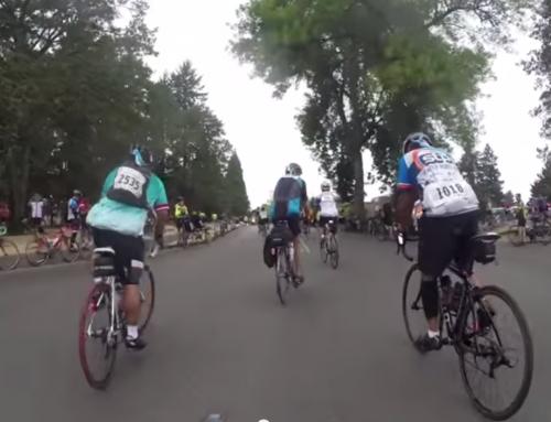 Krazan Team Members Ride From Seattle To Portland