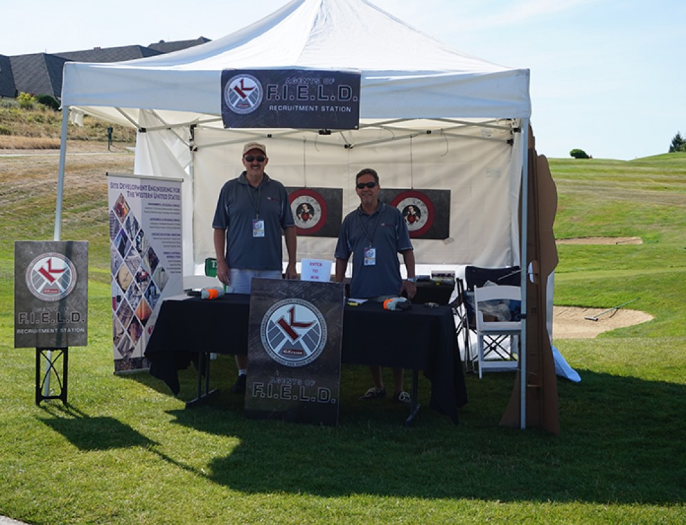 Krazan at NAIOP Golf Tournament