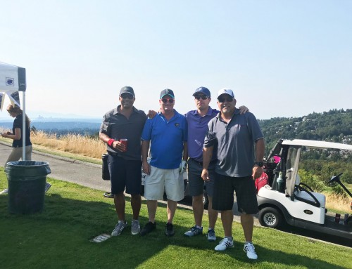 College Pride – Krazan University at NAIOP Golf Tournament